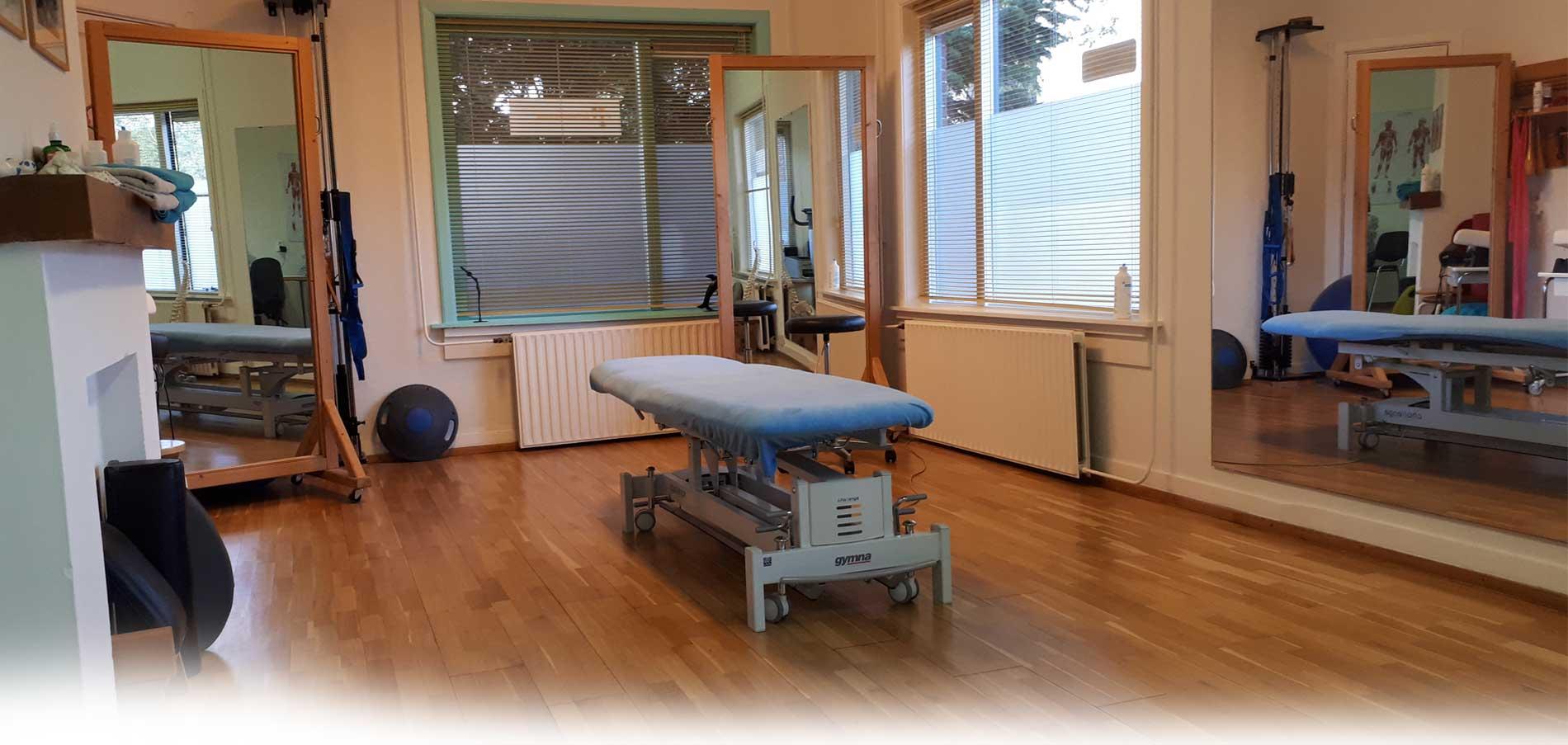 Contact met Oefentherapie Vries